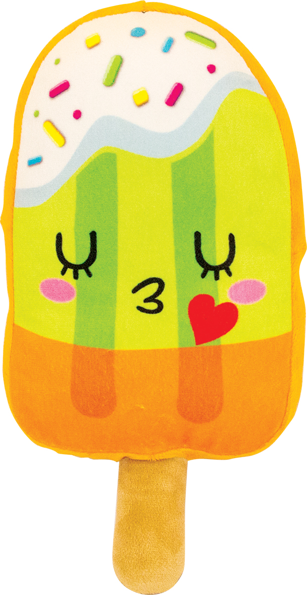 Button Blue Мягкая игрушка Мороженка-романтик 20 см
