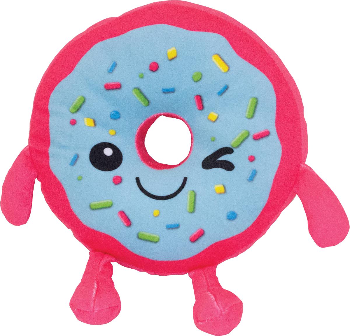 Button Blue Мягкая игрушка Пончик-фрики 20 см