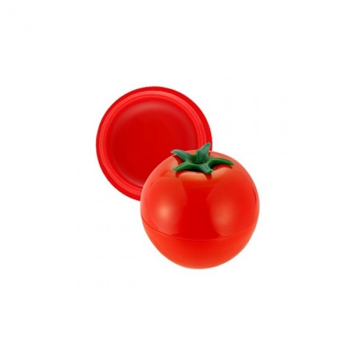 TonyMoly Бальзам для губ мини вишня с томатом Mini Cherry Tomato Lip Balm, 7 млFMS-101Питательный увлажняющий бальзам для губ на основе экстракта томата, имеет оригинальную упаковку в виде спелого помидора. Оптимальное увлажнение, обширный комплекс витаминов бета-каротин и другие полезные микроэлементы в составе экстракта томата обеспечивают самый полный уход за кожей губ, предохраняют от пересыхания, появления трещин, шелушения. Mini Cherry Tomato Lip Balm: -заполняет собой имеющиеся трещинки на губах, выравнивает и разглаживает их; -визуально увеличивает объем; -дает чувственную припухлость; -делает цвет губ более насыщенным, естественным. Бальзам косметической компании Tony Moly легко и быстро впитывается в кожу губ, не смазывается и не стирается в течение длительного времени, при нанесении не течет, имеет фактор SPF15/PA++, обеспечивающий оптимальную защиту от негативного влияния солнечного ультрафиолета. Марка Tony Moly чаще всего размещает на упаковке (внизу или наверху на спайке двух сторон упаковки, на дне банки, на тубе сбоку) дату изготовления в формате: год/месяц/дата.