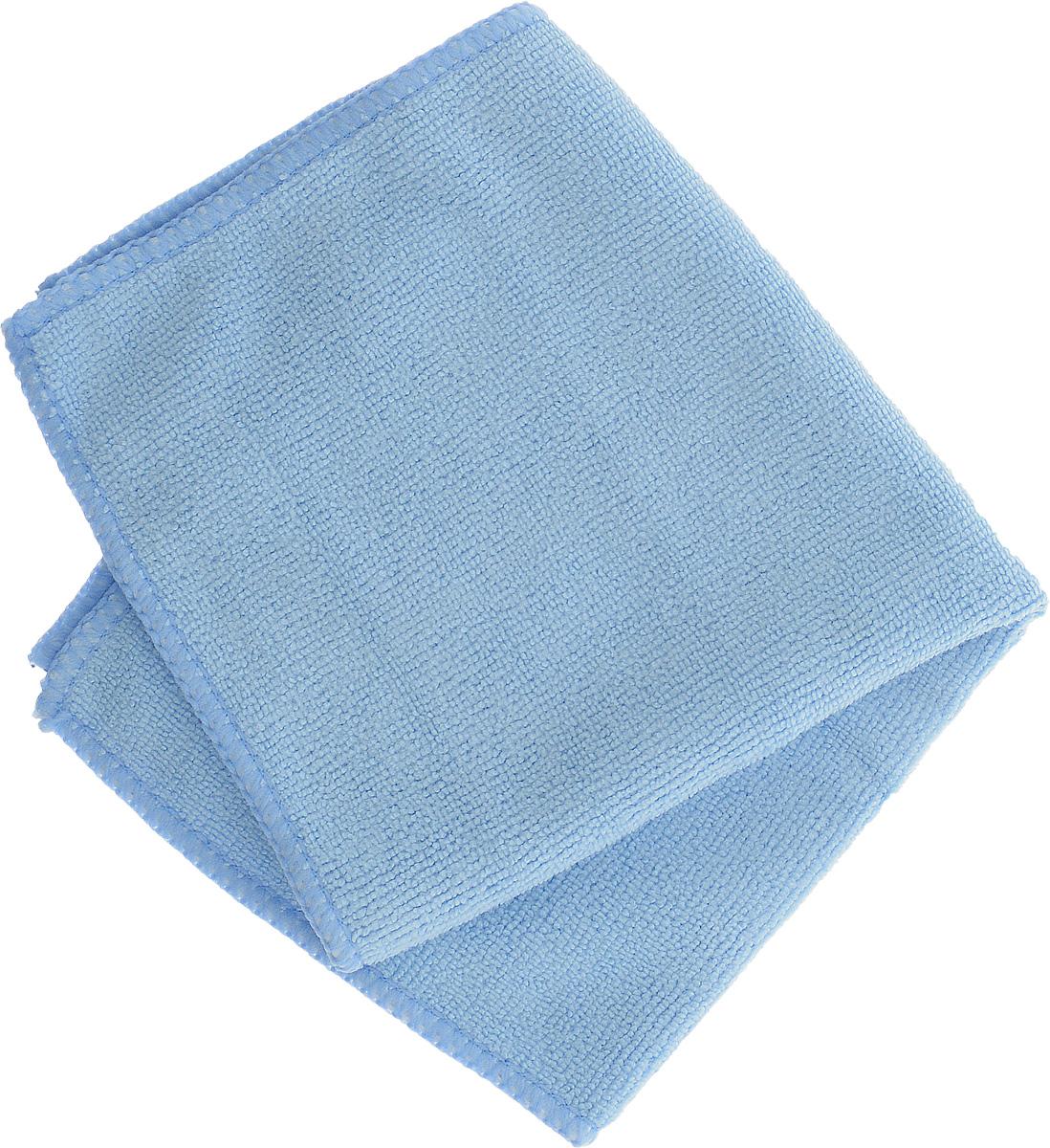 Салфетка для ухода за автомобилем Pingo, цвет: голубой, 32 x 32 см2-6-1-4-2Салфетка для ухода за автомобилем Pingo предназначена для полировки кузова автомобиля, а также лобового стекла, пластика и хрома, обивки сидений. Подходит для влажной и сухой уборки. Может быть использована без химических средств, отлично впитывает воду, пыль и грязь. Состав: 70% полиэстер, 30% полиамид.