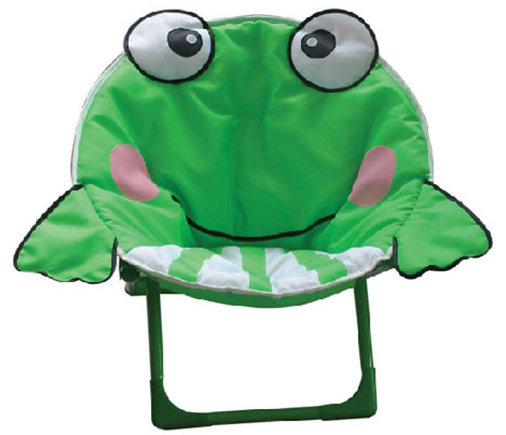 Happy Camper Стул детский Лягушка