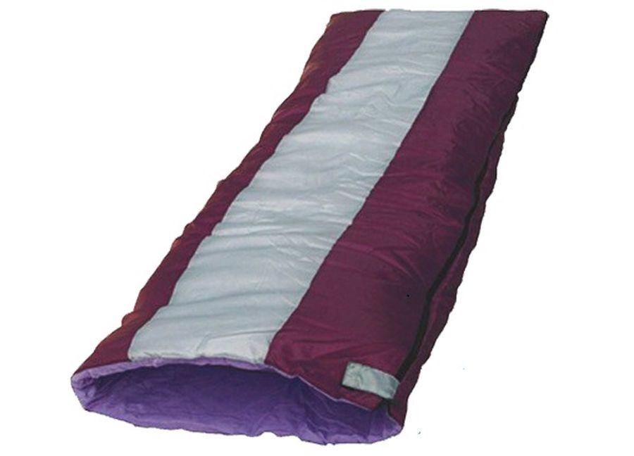 Спальный мешок Чайка NAVY 150, цвет: бордовый, белый, правосторонняя молния010-01199-01Основные характеристикиТип: одеялоРазмер: 200х75смМатериал наружный: Полиэстеровая Таффета 190TМатериал внутренний: бязь (100% хлопок) / эпонж (100% полиэстер) Наполнитель: термофайбер 150г/м2 Температурный режим: +10/+25 СВес: 0,92 кгСтрана-производитель: Россия Упаковка: чехолПрактичная модель для летнего сезона в туризме и активного отдыха на природе. Разъемные двух замковые молнии позволяют объединить два спальных мешка в один двойной. Можно расстегнуть молнию и использовать спальник как обыкновенное одеяло. Синтетический утеплитель нового поколения термофайбер обладает повышенными теплоизолирующими свойствами. Он легкий, мягкий, особо теплый, хорошо пропускает воздух, не впитывает влагу.Комплектуется компактным чехлом.