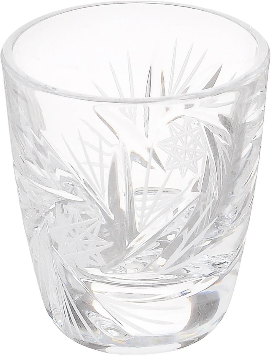 Стакан Дятьковский хрусталь Аперитив. Пинвилл, 30 мл. С340/4VT-1520(SR)Хрустальные стаканы – красивое и простое решение для украшения праздничного стола. Стаканы из хрусталя универсальны, они подойдут и для алкогольных напитков – вина, шампанского, и для освежающих – минеральной воды, компота или сока. Если в вашей домашней коллекции еще нет предметов хрустальной посуды, купить хрустальные стаканы стоит обязательно.