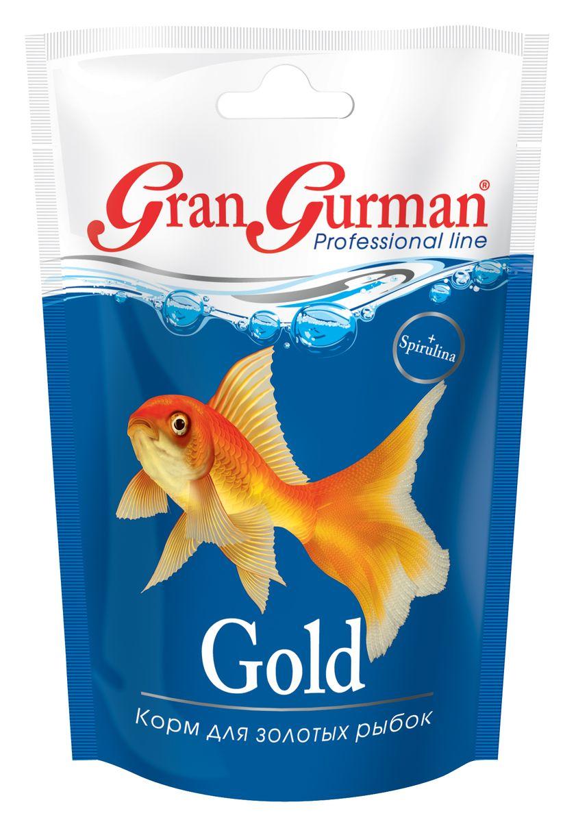 Корм для золотых рыбок Gran Gurman