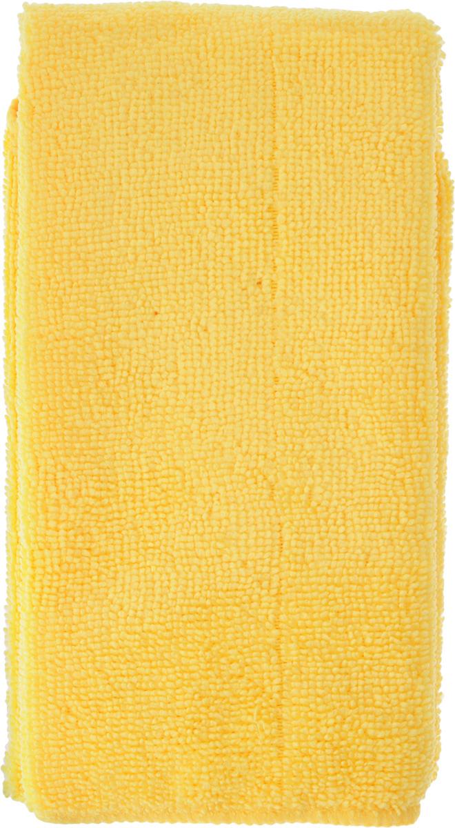 Салфетка автомобильная Zipower, цвет: желтый, 40 х 60 смSevenАвтомобильная салфетка Zipower легко очищает любые поверхности даже без использования чистящих средств. Используется как для сухой, так и для влажной уборки. Изделие выполнено из высококачественной микрофибры. Благодаря своему материалу, салфетка хорошо отстирывается и быстро высыхает. Она удаляет жирные пятна без очистителей. Отлично впитывает воду, располировывает до блеска. Салфетка не рвется, не оставляет волокон, не линяет и не скатывается.Размер салфетки: 40 х 60 см.Плотность: 210 г/м2.