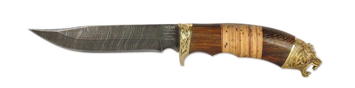 Нож охотничий Ножемир Зверобой, длина клинка 14,6 см нож нескладной ножемир дежнев дамасская сталь с ножнами общая длина 27 5 см