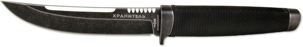 Нож охотничий Ножемир, длина клинка 15 см. H-149BBSH-149BBS НожемирКрасивый и лаконичныйнож Ножемир выполнен в восточном стиле. Эта модель имеет клинок со специальным покрытием стоунвош, что выгодно отличает ее от других ножей. Тактические характеристики ножа видны невооруженным взглядом. Клинок выполнен из прочной стали. Рукоять, изготовленная из эластрона, имеет геометрическое рифление, за счет чего обеспечивается уверенное удержание даже в мокрой руке.В комплекте чехол для переноски и хранения.Общая длина ножа: 28 см.Твердость клинка: 55-56 HRC.