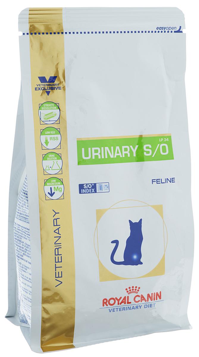 Корм сухой диетичесий Royal Canin Urinary S/O LP34 для кошек, при заболеваниях мочекаменной болезнью, 400 г0120710Royal Canin Urinary S/O LP34 - полноценный диетический рацион для кошек, рекомендуемый при лечении и профилактике мочекаменной болезни.Корм способствует быстрому растворению струвитов и снижает риск их повторного образования.Диета для кошек при лечении и профилактике мочекаменной болезни.Показания: - растворение струвитов;- профилактика рецидивов уролитиаза, вызываемого струвитами и оксалатами кальция.Противопоказания: - беременность, лактация, рост;- хроническая почечная недостаточность;- метаболический ацидоз;- сердечная недостаточность;- гипертония;- применение лекарственных препаратов, которые используются для подкисления мочи. Состав: дегидратированные белки животного происхождения (птица), рис, злаки, изолят растительных белков, растительная клетчатка, гидролизат белков животного происхождения, минеральные вещества, свекольный жом, рыбий жир, дрожжи, соевое масло, фруктоолигосахариды, животные жиры, фруктоолигосахариды, гидролизат из панциря ракообразных, экстракт бархатцев прямостоячих (источник лютеина).Добавки (на 1 кг): витамин А: 21500 МЕ, витамин D3: 800 МЕ, железо: 41 мг, йод: 4,1 мг, марганец: 53 мг, цинк: 159 мг, селен: 0,07 мг.Товар сертифицирован.