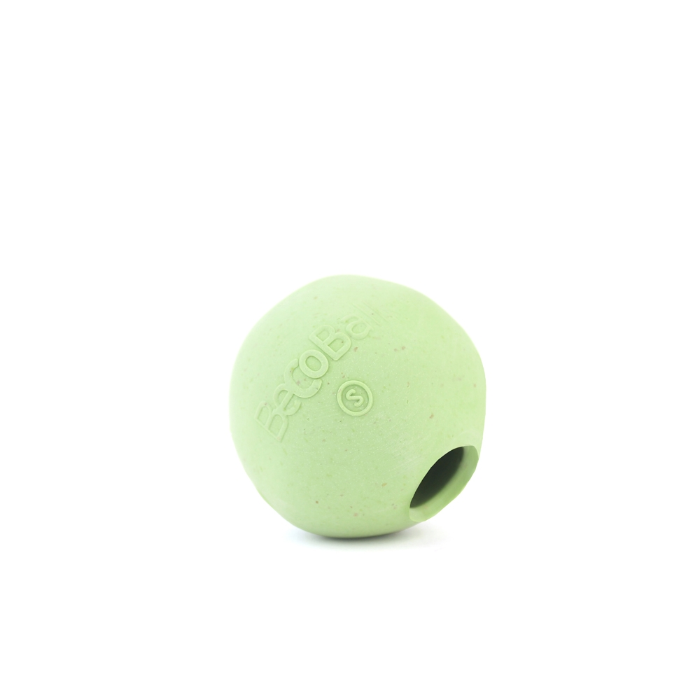 Игрушка для собак BecoThings Мяч, цвет: светло-зеленый, диаметр 5 см0120710Игрушка BecoThings Кость изготовлена из нового революционного экоматериала, состоящего из рисовой шелухи и каучука. Такая игрушка нетоксична, экологически чистая и абсолютно безопасная для собак. Диаметр игрушки: 5 см.