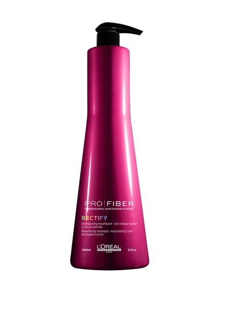 LOreal Professionnel Шампунь с продолжительным действием Expert Pro Fiber Rectify Shampo, 1000 млSatin Hair 7 BR730MNШампунь с продолжительным действием для возобновления результатов Салонной услуги ухода для поврежденных волос.Уровень повреждения: повреждена поверхность волоса. Шампунь разработан благодаря инновационной технологии восстановлении материи волоса, усиливает эффект от салонной услуги ухода Pro-Fiber.Результат: - Материя волос однородна от корней до кончиков. - Волосы невероятно мягкие, блестящие, струящиеся, легкие.