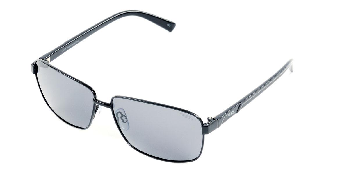 Очки поляризационные Legna, цвет: черный. S4403AINT-06501Стильные солнцезащитные очки Legna сделают приятной прогулку в жаркий солнечный полдень. Их также по достоинству оценят водители, так как эта модель очков оснащена уникальными поляризационными линзами, которые задерживают раздражающие блики, что гарантирует полный зрительный комфорт и, как результат, повышенную безопасность. Высокоэффективный встроенный УФ фильтр обеспечивает совершенную защиту от вредных ультрафиолетовых лучейКроме того, это эффектный аксессуар, который наверняка станет «изюминкой» вашего индивидуального стиля. Оправа не только красивая, но и прочная, а линзы со временем не покроются мелкими царапинами. Чистка и обслуживание:Вымыть теплой водой, вытереть мягкой сухой салфеткой. Условия хранения: в футляре при нормальных климатических условиях.Предупреждение:Не использовать в солярии, не смотреть на прямые солнечные лучи, не использовать при управлении автомобилем в сумерках и ночью.