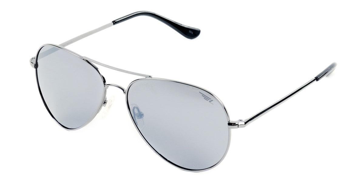 Очки поляризационные Legna, цвет: серый металлик. S4410BINT-06501Стильные солнцезащитные очки Legna сделают приятной прогулку в жаркий солнечный полдень. Их также по достоинству оценят водители, так как эта модель очков оснащена уникальными поляризационными линзами, которые задерживают раздражающие блики, что гарантирует полный зрительный комфорт и, как результат, повышенную безопасность. Высокоэффективный встроенный УФ фильтр обеспечивает совершенную защиту от вредных ультрафиолетовых лучейКроме того, это эффектный аксессуар, который наверняка станет «изюминкой» вашего индивидуального стиля. Оправа не только красивая, но и прочная, а линзы со временем не покроются мелкими царапинами. Чистка и обслуживание:Вымыть теплой водой, вытереть мягкой сухой салфеткой. Условия хранения: в футляре при нормальных климатических условиях.Предупреждение:Не использовать в солярии, не смотреть на прямые солнечные лучи, не использовать при управлении автомобилем в сумерках и ночью.