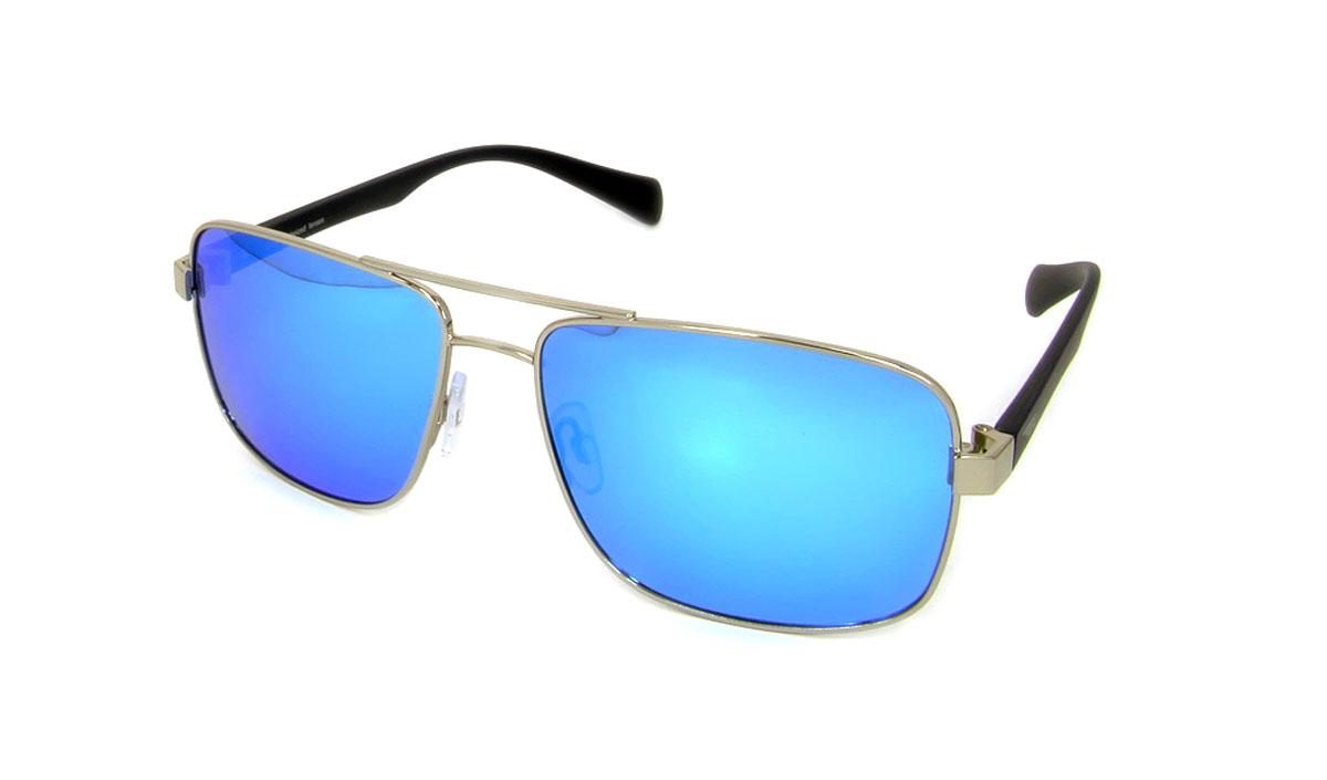 Очки поляризационные Legna, цвет: голубой. S4501BBM8434-58AEСтильные солнцезащитные очки Legna сделают приятной прогулку в жаркий солнечный полдень. Их также по достоинству оценят водители, так как эта модель очков оснащена уникальными поляризационными линзами, которые задерживают раздражающие блики, что гарантирует полный зрительный комфорт и, как результат, повышенную безопасность. Высокоэффективный встроенный УФ фильтр обеспечивает совершенную защиту от вредных ультрафиолетовых лучейКроме того, это эффектный аксессуар, который наверняка станет «изюминкой» вашего индивидуального стиля. Оправа не только красивая, но и прочная, а линзы со временем не покроются мелкими царапинами. Чистка и обслуживание:Вымыть теплой водой, вытереть мягкой сухой салфеткой. Условия хранения: в футляре при нормальных климатических условиях.Предупреждение:Не использовать в солярии, не смотреть на прямые солнечные лучи, не использовать при управлении автомобилем в сумерках и ночью.