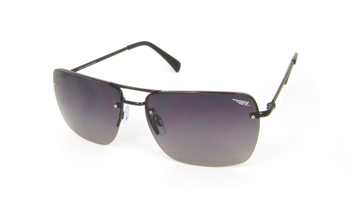 Очки поляризационные Legna, цвет: черный. S4502AINT-06501Стильные солнцезащитные очки Legna сделают приятной прогулку в жаркий солнечный полдень. Их также по достоинству оценят водители, так как эта модель очков оснащена уникальными поляризационными линзами, которые задерживают раздражающие блики, что гарантирует полный зрительный комфорт и, как результат, повышенную безопасность. Высокоэффективный встроенный УФ фильтр обеспечивает совершенную защиту от вредных ультрафиолетовых лучейКроме того, это эффектный аксессуар, который наверняка станет «изюминкой» вашего индивидуального стиля. Оправа не только красивая, но и прочная, а линзы со временем не покроются мелкими царапинами. Чистка и обслуживание:Вымыть теплой водой, вытереть мягкой сухой салфеткой. Условия хранения: в футляре при нормальных климатических условиях.Предупреждение:Не использовать в солярии, не смотреть на прямые солнечные лучи, не использовать при управлении автомобилем в сумерках и ночью.