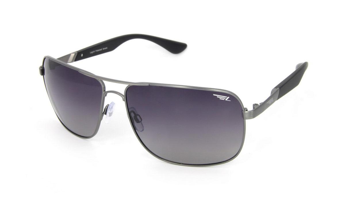 Очки поляризационные Legna, цвет: черный. S4504AINT-06501Стильные солнцезащитные очки Legna сделают приятной прогулку в жаркий солнечный полдень. Их также по достоинству оценят водители, так как эта модель очков оснащена уникальными поляризационными линзами, которые задерживают раздражающие блики, что гарантирует полный зрительный комфорт и, как результат, повышенную безопасность. Высокоэффективный встроенный УФ фильтр обеспечивает совершенную защиту от вредных ультрафиолетовых лучейКроме того, это эффектный аксессуар, который наверняка станет «изюминкой» вашего индивидуального стиля. Оправа не только красивая, но и прочная, а линзы со временем не покроются мелкими царапинами. Чистка и обслуживание:Вымыть теплой водой, вытереть мягкой сухой салфеткой. Условия хранения: в футляре при нормальных климатических условиях.Предупреждение:Не использовать в солярии, не смотреть на прямые солнечные лучи, не использовать при управлении автомобилем в сумерках и ночью.