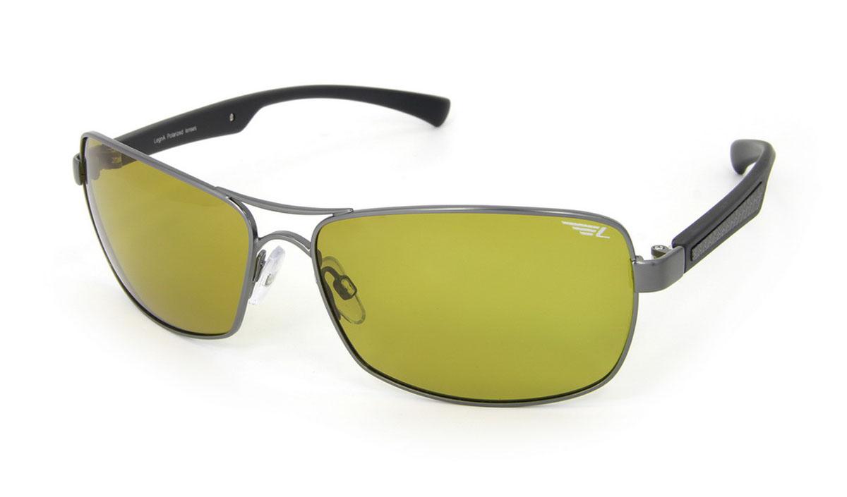 Очки поляризационные Legna, цвет: желтый. S4505CINT-06501Стильные солнцезащитные очки Legna сделают приятной прогулку в жаркий солнечный полдень. Их также по достоинству оценят водители, так как эта модель очков оснащена уникальными поляризационными линзами, которые задерживают раздражающие блики, что гарантирует полный зрительный комфорт и, как результат, повышенную безопасность. Высокоэффективный встроенный УФ фильтр обеспечивает совершенную защиту от вредных ультрафиолетовых лучейКроме того, это эффектный аксессуар, который наверняка станет «изюминкой» вашего индивидуального стиля. Оправа не только красивая, но и прочная, а линзы со временем не покроются мелкими царапинами. Чистка и обслуживание:Вымыть теплой водой, вытереть мягкой сухой салфеткой. Условия хранения: в футляре при нормальных климатических условиях.Предупреждение:Не использовать в солярии, не смотреть на прямые солнечные лучи, не использовать при управлении автомобилем в сумерках и ночью.