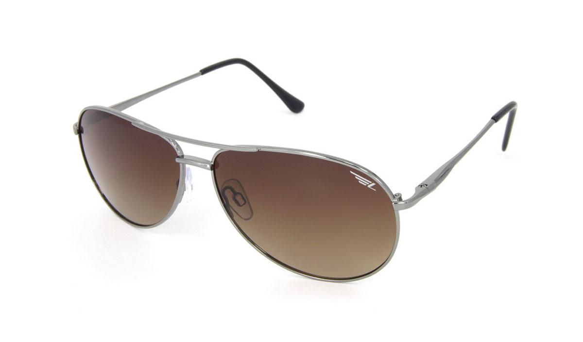 Очки поляризационные Legna, цвет: коричневый. S4506AINT-06501Стильные солнцезащитные очки Legna сделают приятной прогулку в жаркий солнечный полдень. Их также по достоинству оценят водители, так как эта модель очков оснащена уникальными поляризационными линзами, которые задерживают раздражающие блики, что гарантирует полный зрительный комфорт и, как результат, повышенную безопасность. Высокоэффективный встроенный УФ фильтр обеспечивает совершенную защиту от вредных ультрафиолетовых лучейКроме того, это эффектный аксессуар, который наверняка станет «изюминкой» вашего индивидуального стиля. Оправа не только красивая, но и прочная, а линзы со временем не покроются мелкими царапинами. Чистка и обслуживание:Вымыть теплой водой, вытереть мягкой сухой салфеткой. Условия хранения: в футляре при нормальных климатических условиях.Предупреждение:Не использовать в солярии, не смотреть на прямые солнечные лучи, не использовать при управлении автомобилем в сумерках и ночью.