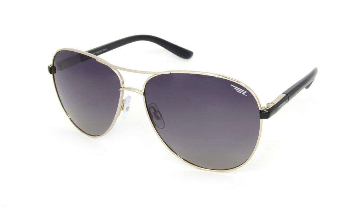 Очки поляризационные Legna, цвет: черный. S4508AINT-06501Стильные солнцезащитные очки Legna сделают приятной прогулку в жаркий солнечный полдень. Их также по достоинству оценят водители, так как эта модель очков оснащена уникальными поляризационными линзами, которые задерживают раздражающие блики, что гарантирует полный зрительный комфорт и, как результат, повышенную безопасность. Высокоэффективный встроенный УФ фильтр обеспечивает совершенную защиту от вредных ультрафиолетовых лучейКроме того, это эффектный аксессуар, который наверняка станет «изюминкой» вашего индивидуального стиля. Оправа не только красивая, но и прочная, а линзы со временем не покроются мелкими царапинами. Чистка и обслуживание:Вымыть теплой водой, вытереть мягкой сухой салфеткой. Условия хранения: в футляре при нормальных климатических условиях.Предупреждение:Не использовать в солярии, не смотреть на прямые солнечные лучи, не использовать при управлении автомобилем в сумерках и ночью.