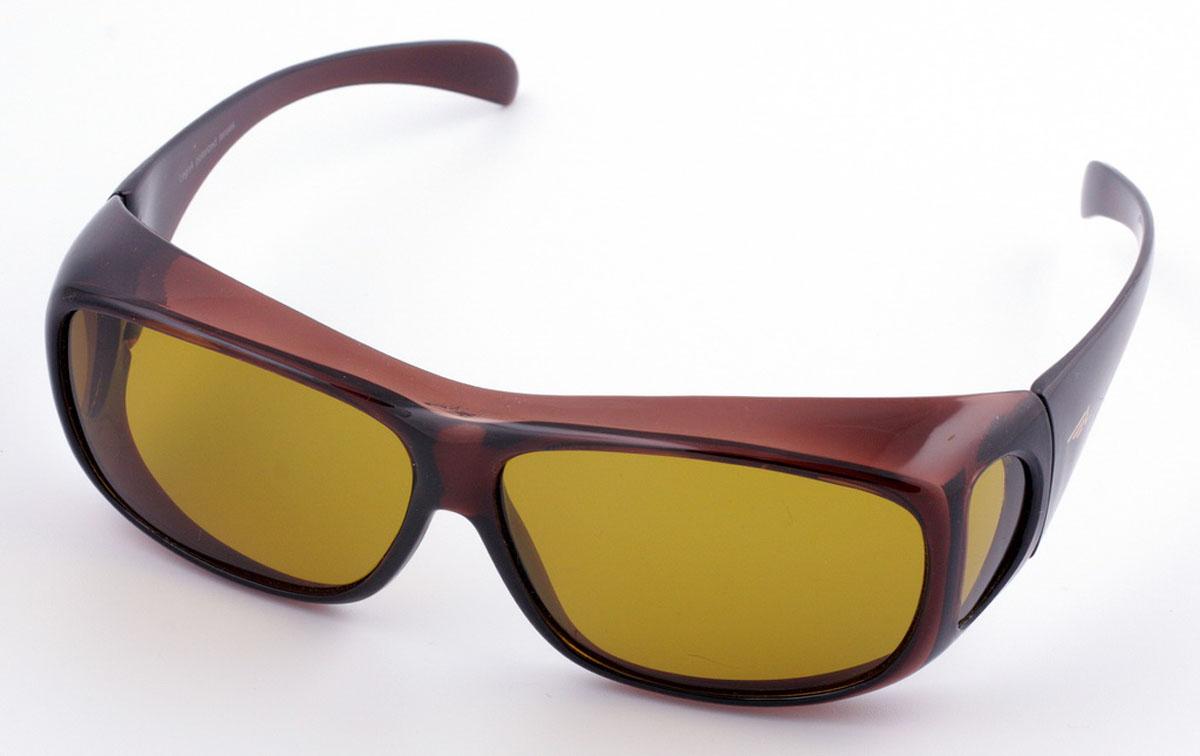 Legna очки поляризационные S8111EINT-06501Солнцезащитные очки LEGNA с поляризационными линзами превосходно предохраняют глаза от любого рода вредных бликов и УФ-лучей, что делает вождение безопасным и комфортным. Также очки LEGNA ничем не уступают самым известным маркам и брендам в эстетической части. Благодаря линзам премиум класса очки LEGNA прекрасно подходят для повседневной носки, занятий спортом, отдыха и конечно для использования за рулем.