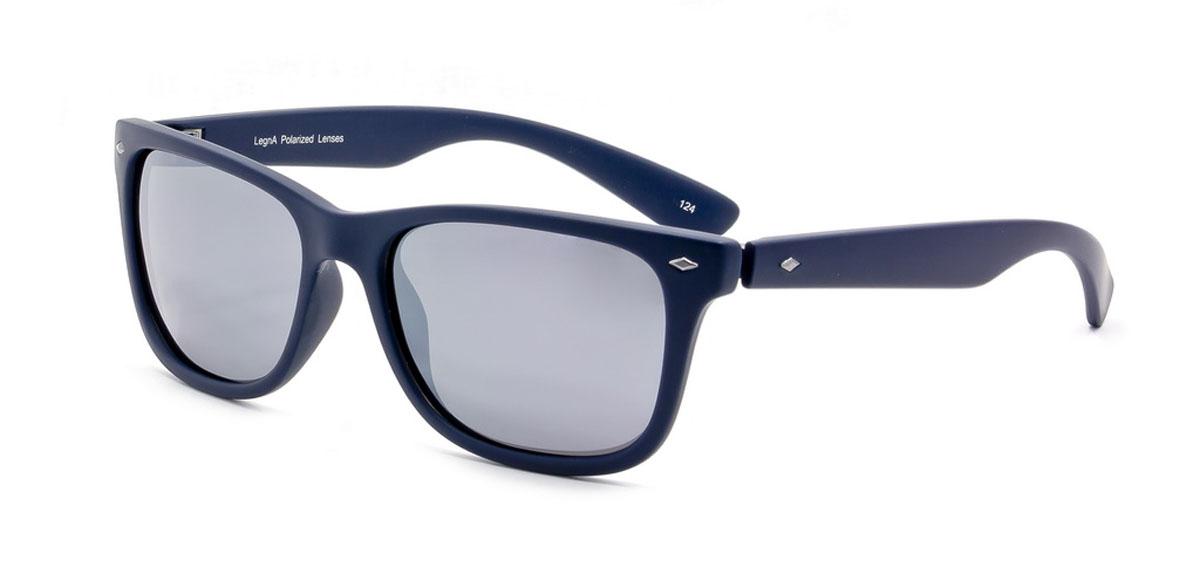 Очки поляризационные Legna, цвет: темно-синий. S8501CINT-06501Солнцезащитные очки Legna с поляризационными линзами превосходно предохраняют глаза от любого рода вредных бликов и УФ-лучей, что делает вождение безопасным и комфортным. Также очки Legna ничем не уступают самым известным маркам и брендам в эстетической части. Благодаря линзам премиум класса очки Legna прекрасно подходят для повседневной носки, занятий спортом, отдыха и конечно для использования за рулем.