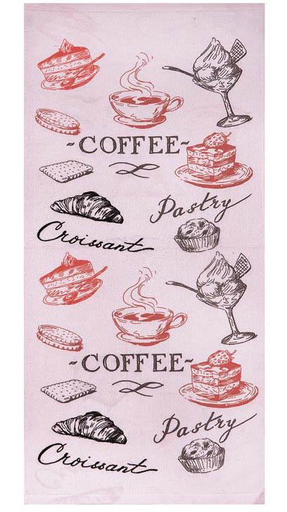 Полотенце кухонное Soavita Kitchen Mix Lunch, цвет: светло-лиловый, 34 х 76 смVT-1520(SR)Кухонное полотенце Soavita Kitchen Mix Lunch, выполненное из высококачественной микрофибры, оформлено оригинальным рисунком. Изделие предназначено для использования на кухне и в столовой.Такое полотенце станет отличным вариантом для практичной и современной хозяйки.