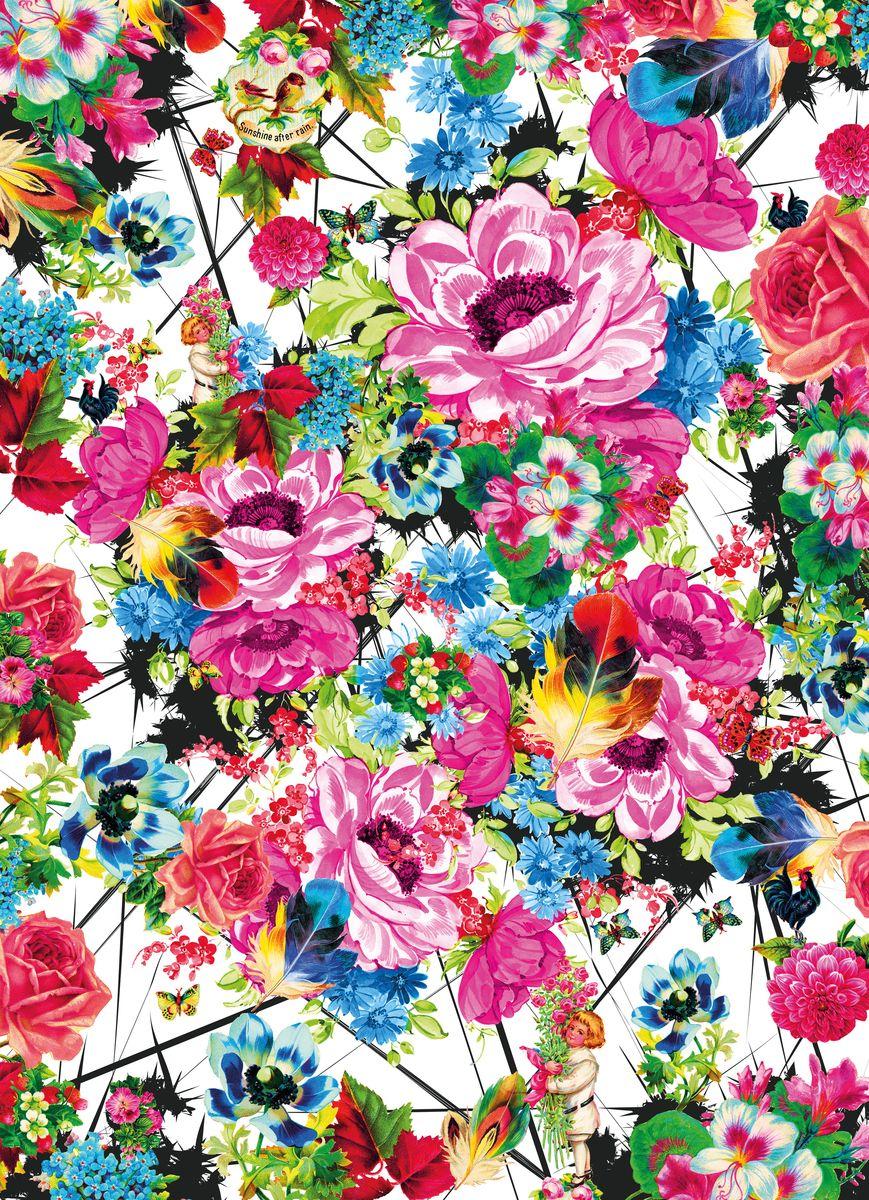 Фотообои Komar Романтика цветов, 1,84 х 2,54 мБрелок для сумкиБумажные фотообои известного бренда Komar позволят создать неповторимый облик помещения, в котором они размещены. Фотообои наносятся на стены тем же способом, что и обычные обои. Благодаря превосходной печати и высококачественной основе такие обои будут радовать вас долгое время. Фотообои снова вошли в нашу жизнь, став модным направлением декорирования интерьера. Выбрав правильную фактуру и сюжет изображения можно добиться невероятного эффекта живого присутствия.Ширина рулона: 1,84 м.Высота полотна: 2,54 м. Клей в комплекте.