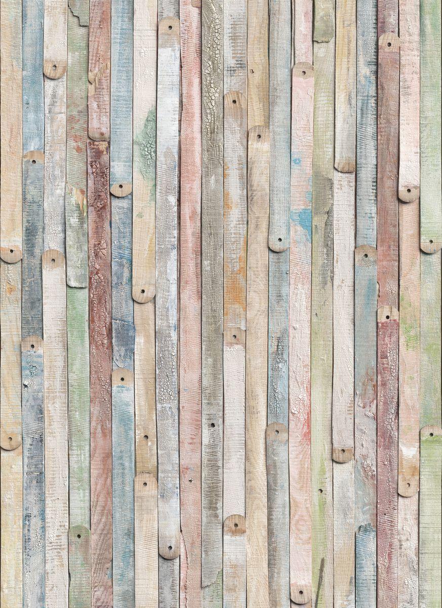Фотообои Komar Винтажная древесина, 1,84 х 2,54 мMC-20Бумажные фотообои известного бренда Komar позволят создать неповторимый облик помещения, в котором они размещены. Фотообои наносятся на стены тем же способом, что и обычные обои. Благодаря превосходной печати и высококачественной основе такие обои будут радовать вас долгое время. Фотообои снова вошли в нашу жизнь, став модным направлением декорирования интерьера. Выбрав правильную фактуру и сюжет изображения можно добиться невероятного эффекта живого присутствия.Ширина рулона: 1,84 м.Высота полотна: 2,54 м. Клей в комплекте.