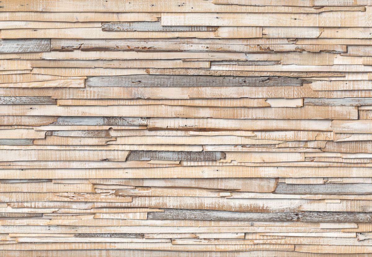 Фотообои Komar Выгоревшее на солнце дерево, 3,68 х 2,54 мAP-00821-00037-Cn5050Бумажные фотообои известного бренда Komar позволят создать неповторимый облик помещения, в котором они размещены. Фотообои наносятся на стены тем же способом, что и обычные обои. Благодаря превосходной печати и высококачественной основе такие обои будут радовать вас долгое время. Фотообои снова вошли в нашу жизнь, став модным направлением декорирования интерьера. Выбрав правильную фактуру и сюжет изображения можно добиться невероятного эффекта живого присутствия.Ширина рулона: 3,68 м.Высота полотна: 2,54 м. Клей в комплекте.