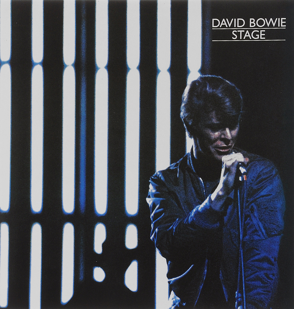 Дэвид Боуи David Bowie. Stage (2 CD) дэвид боуи david bowie live santa monica 72 2 lp