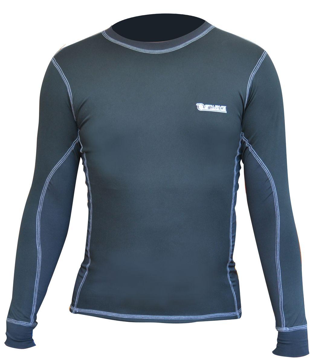 Термобелье кофта Starks Coolmax, летняя, охлаждающая, цвет: серо-синий. ЛЦ0011. Размер SMP0003/2Анатомическое комбинированное термобелье Starks, выполнено из сертифицированной ткани CoolMax.Термокофта повторяет анатомию человеческого тела. Обеспечивает хорошую терморегуляцию тела, отводит влагу, оставляя тело сухим. Вставки из ткани CoolMax Extreme для мест, подверженных наибольшей потливости (подмышки, локтевой сгиб руки). Технология плоских швов. Белье предназначено для активных физических нагрузок.Особенности:-Сохраняет ваше тело сухим.-Эластичные, мягкие плоские швы. -Отличные влагоотводящие свойства.-Гипоаллергенно.