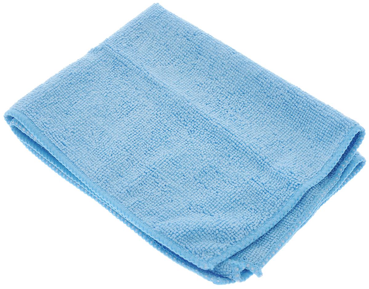Салфетка автомобильная Zipower, цвет: голубой, 40 х 30 смPM 0256_голубойАвтомобильная салфетка Zipower легко очищает любые поверхности даже без использования чистящих средств. Используется как для сухой, так и для влажной уборки. Изделие выполнено из высококачественной микрофибры. Благодаря своему материалу, салфетка хорошо отстирывается и быстро высыхает. Она удаляет жирные пятна без очистителей. Отлично впитывает воду, полирует до блеска. Салфетка не рвется, не оставляет волокон, не линяет и не скатывается.Размер салфетки: 40 х 30 см.Плотность: 210 г/м2.