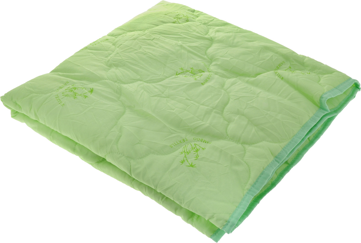 Одеяло детское ЭГО, наполнитель: бамбуковое волокно, 110 х 140 см531-105Детское одеяло ЭГО подарит уютный и комфортный сон вашему малышу. Чехол одеяла выполнен из хлопкополиэфира и оформлен рисунком в виде бамбуковых стеблей. Внутри - наполнитель из бамбукового волокна. Такой наполнитель имеет массу достоинств: антибактериальные свойства, хорошую воздухонепроницаемость, прочность, гигроскопичность, экологичность. Кроме того, изделия с таким наполнителем очень просты в уходе - наполнитель не садится и не сбивается при стирке, обладает высокой прочностью и не впитывает запахи.Оригинальная стежка равномерно распределяет наполнитель в чехле. Такое одеяло дарит комфортный сон в любое время года. Одеяло легко стирается в стиральной машине и быстро высыхает. Ваше одеяло прослужит долго, а его изысканный внешний вид будет годами дарить вам уют. Уважаемые клиенты! Обращаем ваше внимание на возможные изменения в цвете товара. Поставка осуществляется в зависимости от наличия на складе.
