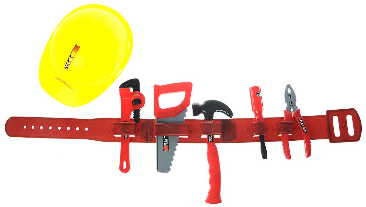 Altacto Игровой набор инструментов Умелец altacto игровой набор чистюля сборный со светом и звуком altacto