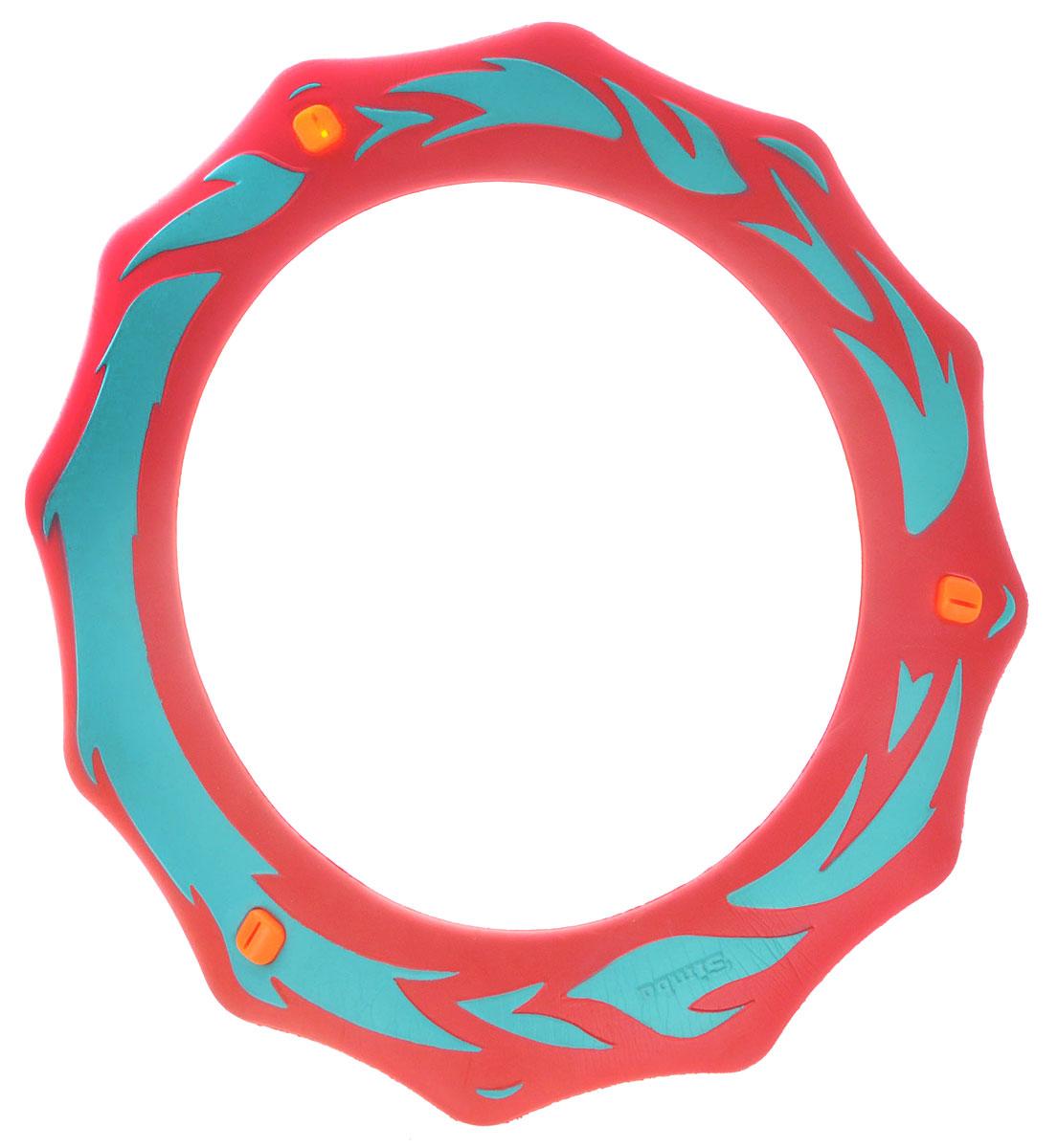 Simba Летающее кольцо цвет коралловый