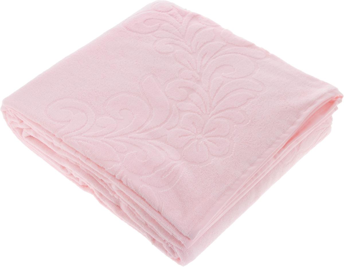 Покрывало бамбуковое Issimo Home Valencia, цвет: светло-розовый, 220 х 240 смES-412Покрывало Issimo Home Valencia выполнено из 60% бамбукового волокна и 40% хлопка. Несмотря на богатую плотность и высокую петлю покрывала, оно быстро сохнет, остается легким даже при намокании.Благородный, классический тон создаст уют и подчеркнет лучшие качества махровой ткани, а сочный, яркий, летний оттенок создаст ощущение праздника и наполнит дом энергией. Красивая, стильная упаковка этого покрывала делает его уже готовым подарком к любому случаю.