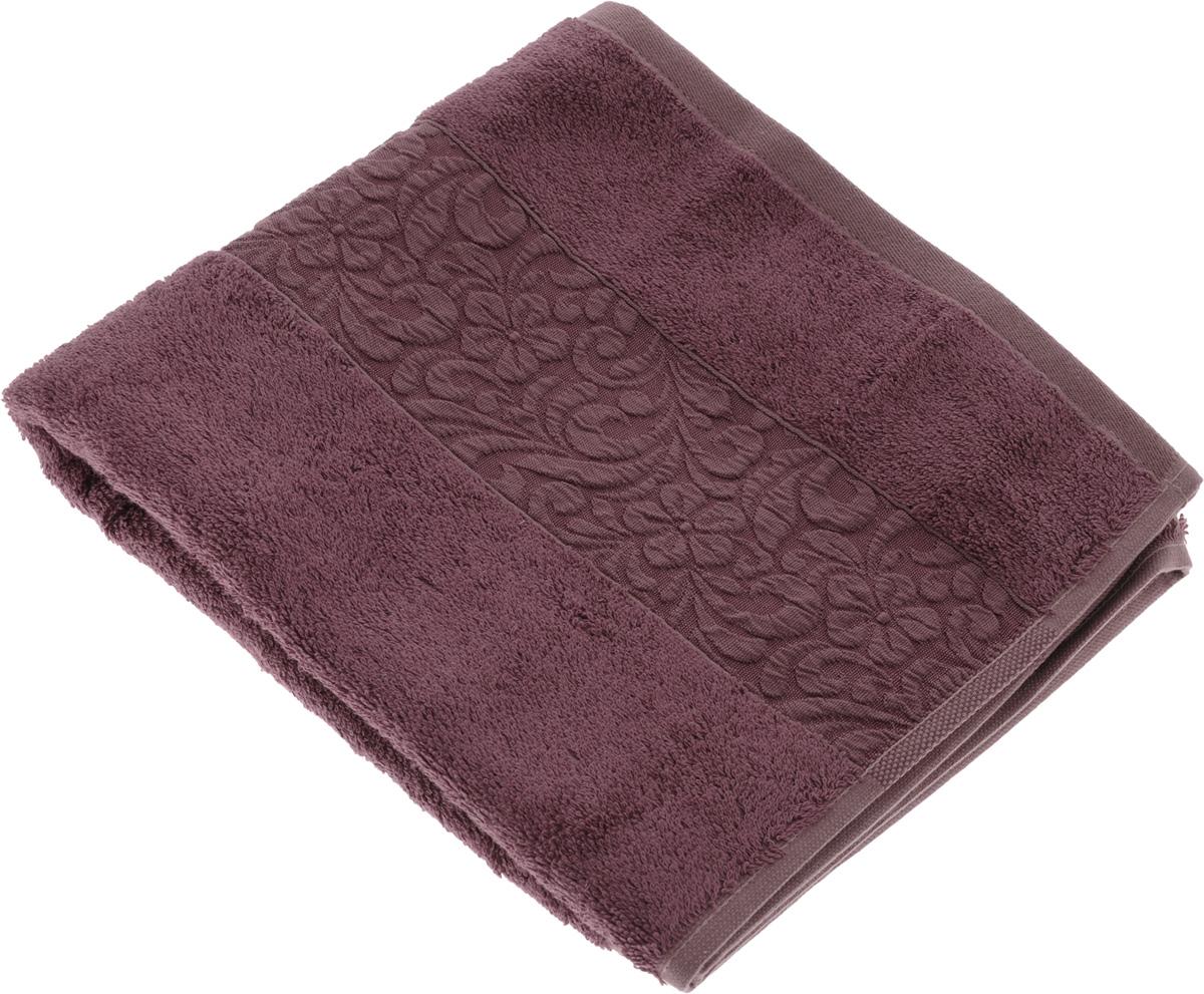 Полотенце бамбуковое Issimo Home Valencia, цвет: пыльная роза, 50 x 90 смCLP446Полотенце Issimo Home Valencia выполнено из 60% бамбукового волокна и 40% хлопка. Таким полотенцем не нужно вытираться - только коснитесь кожи - и ткань сама все впитает. Такая ткань впитывает в 3 раза лучше, чем хлопок.Несмотря на высокую плотность, полотенце быстро сохнет, остается легкими даже при намокании.Изделие имеет красивый жаккардовый бордюр, оформленный цветочным орнаментом. Благородные, классические тона создадут уют и подчеркнут лучшие качества махровой ткани, а сочные, яркие, летние оттенки создадут ощущение праздника и наполнят дом энергией. Красивая, стильная упаковка этого полотенца делает его уже готовым подарком к любому случаю.
