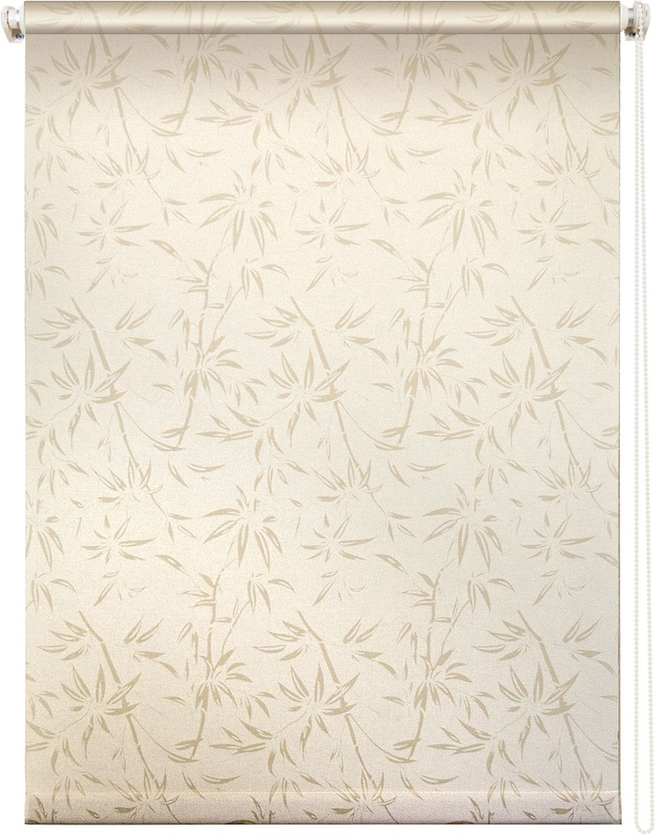 Штора рулонная Уют Афины, цвет: бежевый, 50 х 175 см62.РШТО.7659.040х175Штора рулонная Уют Афины выполнена из прочного полиэстера с обработкой специальным составом, отталкивающим пыль. Ткань не выцветает, обладает отличной цветоустойчивостью и светонепроницаемостью.Штора закрывает не весь оконный проем, а непосредственно само стекло и может фиксироваться в любом положении. Она быстро убирается и надежно защищает от посторонних взглядов. Компактность помогает сэкономить пространство. Универсальная конструкция позволяет крепить штору на раму без сверления, также можно монтировать на стену, потолок, створки, в проем, ниши, на деревянные или пластиковые рамы. В комплект входят регулируемые установочные кронштейны и набор для боковой фиксации шторы. Возможна установка с управлением цепочкой как справа, так и слева. Изделие при желании можно самостоятельно уменьшить. Такая штора станет прекрасным элементом декора окна и гармонично впишется в интерьер любого помещения.