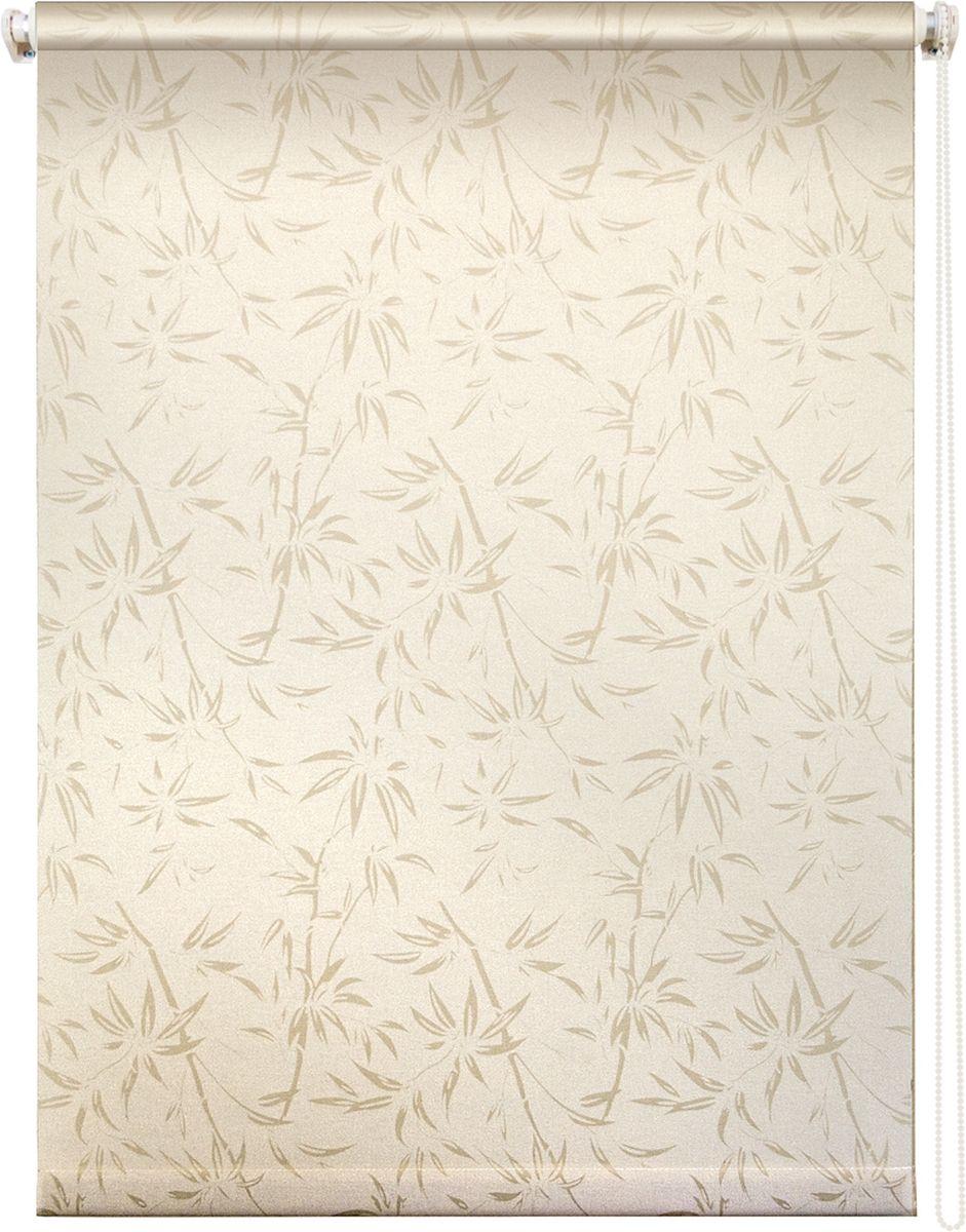 Штора рулонная Уют Афины, цвет: бежевый, 70 х 175 см62.РШТО.7658.140х175Штора рулонная Уют Афины выполнена из прочного полиэстера с обработкой специальным составом, отталкивающим пыль. Ткань не выцветает, обладает отличной цветоустойчивостью и светонепроницаемостью.Штора закрывает не весь оконный проем, а непосредственно само стекло и может фиксироваться в любом положении. Она быстро убирается и надежно защищает от посторонних взглядов. Компактность помогает сэкономить пространство. Универсальная конструкция позволяет крепить штору на раму без сверления, также можно монтировать на стену, потолок, створки, в проем, ниши, на деревянные или пластиковые рамы. В комплект входят регулируемые установочные кронштейны и набор для боковой фиксации шторы. Возможна установка с управлением цепочкой как справа, так и слева. Изделие при желании можно самостоятельно уменьшить. Такая штора станет прекрасным элементом декора окна и гармонично впишется в интерьер любого помещения.