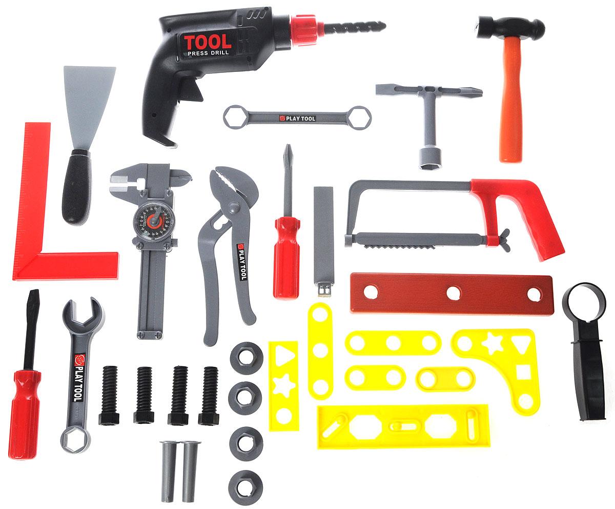 Altacto Игровой набор инструментов Профессионал - Сюжетно-ролевые игрушки