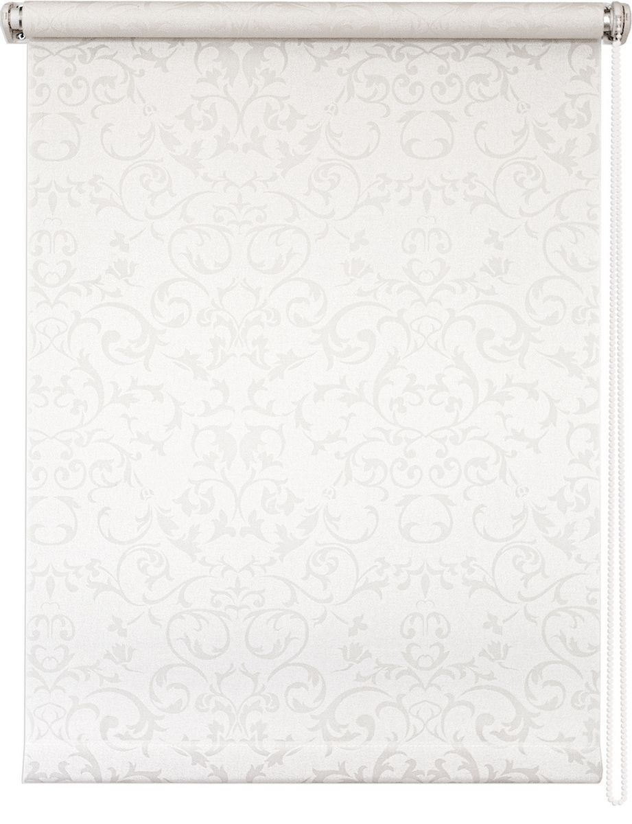 Штора рулонная Уют Дельфы, цвет: белый, 80 х 175 см62.РШТО.8259.080х175Штора рулонная Уют Дельфы выполнена из прочного полиэстера с обработкой специальным составом, отталкивающим пыль. Ткань не выцветает, обладает отличной цветоустойчивостью и светонепроницаемостью.Штора закрывает не весь оконный проем, а непосредственно само стекло и может фиксироваться в любом положении. Она быстро убирается и надежно защищает от посторонних взглядов. Компактность помогает сэкономить пространство. Универсальная конструкция позволяет крепить штору на раму без сверления, также можно монтировать на стену, потолок, створки, в проем, ниши, на деревянные или пластиковые рамы. В комплект входят регулируемые установочные кронштейны и набор для боковой фиксации шторы. Возможна установка с управлением цепочкой как справа, так и слева. Изделие при желании можно самостоятельно уменьшить. Такая штора станет прекрасным элементом декора окна и гармонично впишется в интерьер любого помещения.