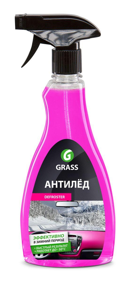 """Средство для размораживания стекол и замков Grass """"Defroster"""", 500 мл"""