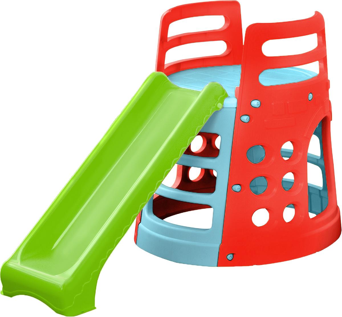 PalPlay Детская горка Башня