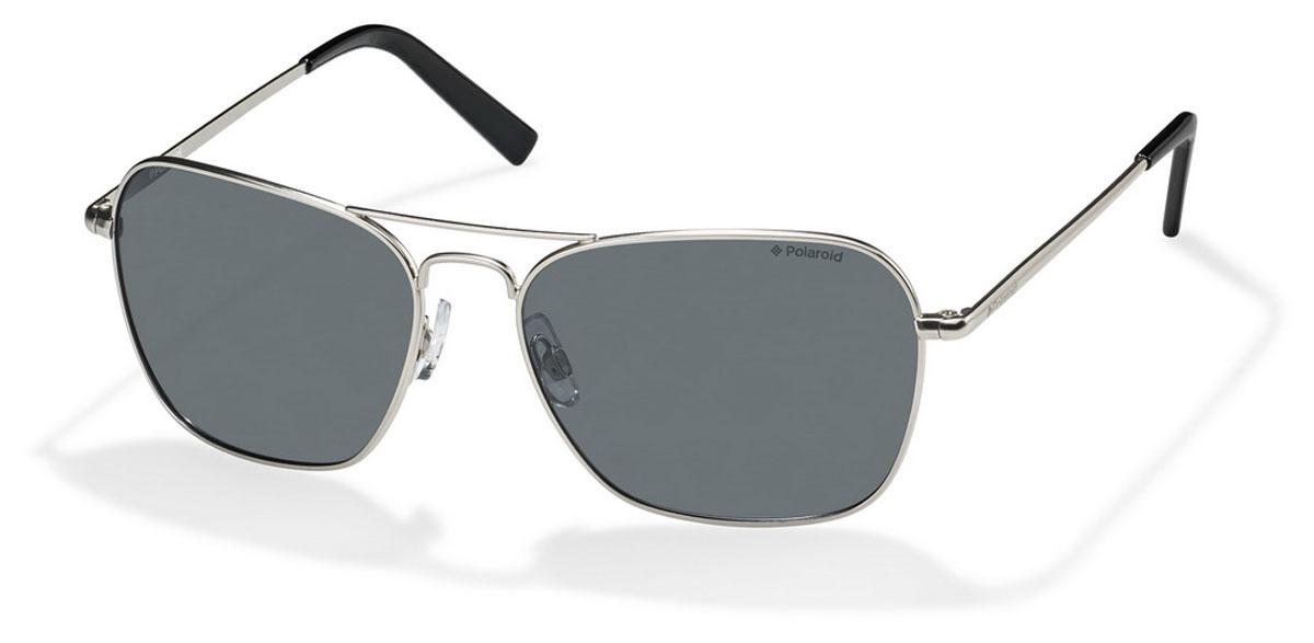 Polaroid очки поляризационные PLD1010/SM,011,C3INT-06501Поляризационные солнцезащитные очки Polaroid обеспечивают видение без бликов, 100%-ую защиту от ультрафиолетового излучения, естественные цвета, чистые контрасты и снижение усталости глаз. Все линзы обладают ударопрочными свойствами и стойкостью к царапинам для защиты Ваших глаз. Очки Polaroid - лучшие солнцезащитные очки с поляризационными линзами по доступным ценам.