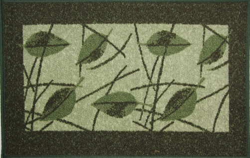Коврик для ванной MAC Carpet Розетта, цвет: зеленый, 44 х 70 см391602Коврик MAC Carpet Розетта, выполненный из нейлона на резиновой основе, с успехом может применяться в ванных комнатах. Нейлон обеспечивает повышенную износостойкость и простоту в уходе.Коврик Розетта - это прекрасное решение для ванной комнаты.