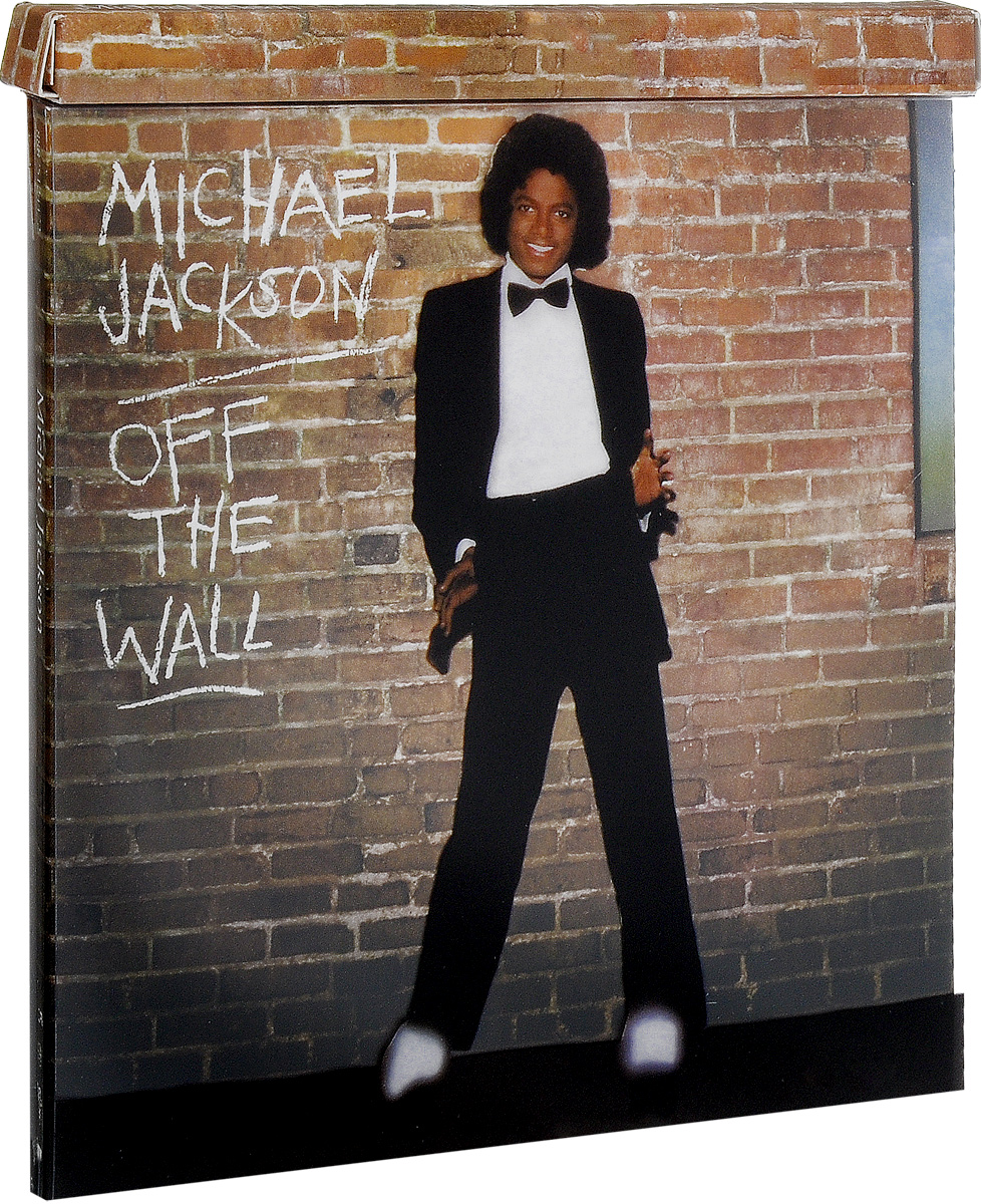 Майкл Джексон Michael Jackson. Off The Wall (CD + Blu-ray) кеды coco perla coco perla co039awpvr57