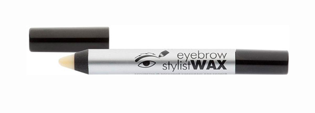 Eva Mosaic Бесцветный восковой карандаш для бровей Eyebrow Stylist Wax5010777139655Фиксирующий карандаш для придания идеальной формы бровям. Имеет прозрачную, нелипкую текстуру. Предназначен как для закрепления формы бровей, так и для фиксации оттенка после нанесения цветного карандаша.Легкое и точное нанесение одним движением.