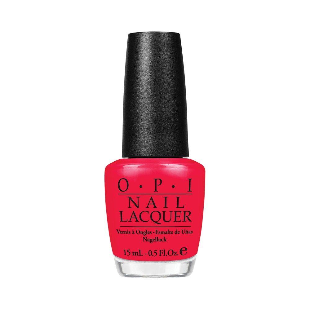 OPI Лак для ногтей Red Lights Ahead...Where?, 15 млУТ000000909Лак для ногтей OPI быстросохнущий, содержит натуральный шелк и аминокислоты. Увлажняет и ухаживает за ногтями. Форма флакона, колпачка и кисти специально разработаны для удобного использования и запатентованы.