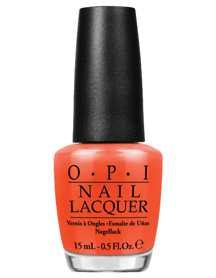 OPI Лак для ногтей Juice Bar Hopping, 15 мл685377Лак для ногтей OPI быстросохнущий, содержит натуральный шелк и аминокислоты. Увлажняет и ухаживает за ногтями. Форма флакона, колпачка и кисти специально разработаны для удобного использования и запатентованы.