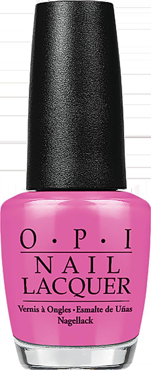 OPI Лак для ногтей Suzi Has a Swede Tooth,15 мл - Декоративная косметика