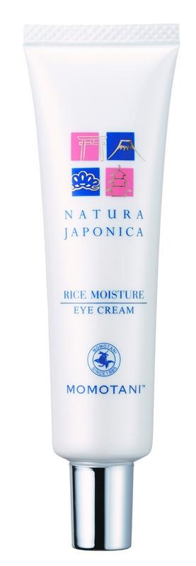 Momotani Увлажняющий крем для кожи вокруг глаз с экстрактом ферментированного риса 20 г5753Крем для кожи вокруг глаз на основе 5 компонентов, полученных из риса, насыщает влагой, смягчает и разглаживает деликатную кожу вокруг глаз, не утяжеляя ее.Активные компоненты:Экстракт ферментированного риса богат минералами, аминокислотами и органическими кислотами (молочная, яблочная, лимонная и т. д.), а также имеет низкомолекулярный состав, что позволяет питательным веществам глубже проникать в кожу. Придает коже гладкость и упругость.Рисовый экстракт, получаемый из отборного белого риса, придает коже упругость, эластичность и насыщает ее влагой.Церамиды риса растительного происхождения, получаемые из рисовых отрубей и пророщенного риса, защищают кожу и удерживают в ней влагу.Экстракт рисовых отрубей, получаемый из рисовых отрубей и пророщенного риса, восстанавливает кожу, делая ее увлажненной и светящейся изнутри.Масло рисовых отрубей питает кожу, придает ей гладкость и упругость.Продукт производится из тщательно отобранного риса, произрастающего в префектуре Миэ, и родниковой воды с подножия горы Сузуки, насыщенной минералами, в том числе кальцием и магнием.Не содержит ароматизаторов и красителей, обладает слабокислыми свойствами.